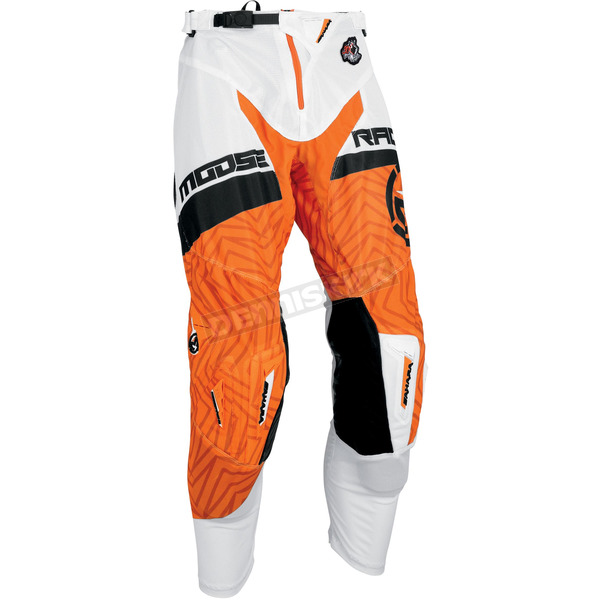 Moose Orange/Black Sahara Pants - 2901-5944