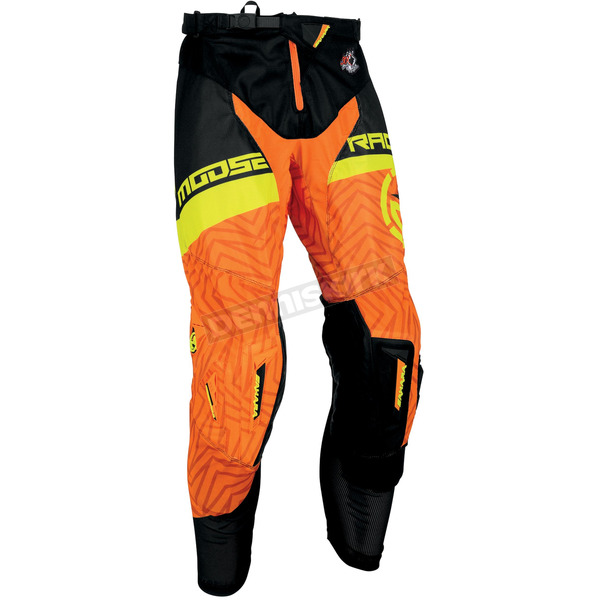 Moose Orange/Yellow/Black Sahara Pants - 2901-5950