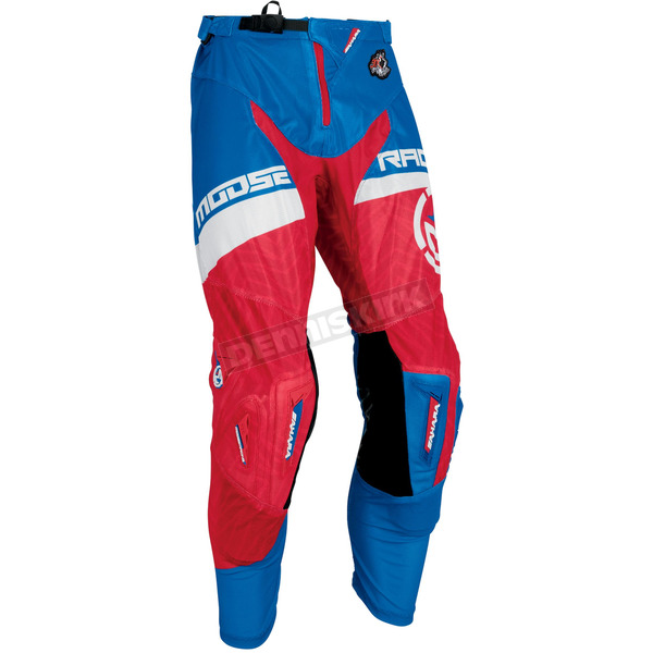 Moose Red/White/Blue Sahara Pants - 2901-5968