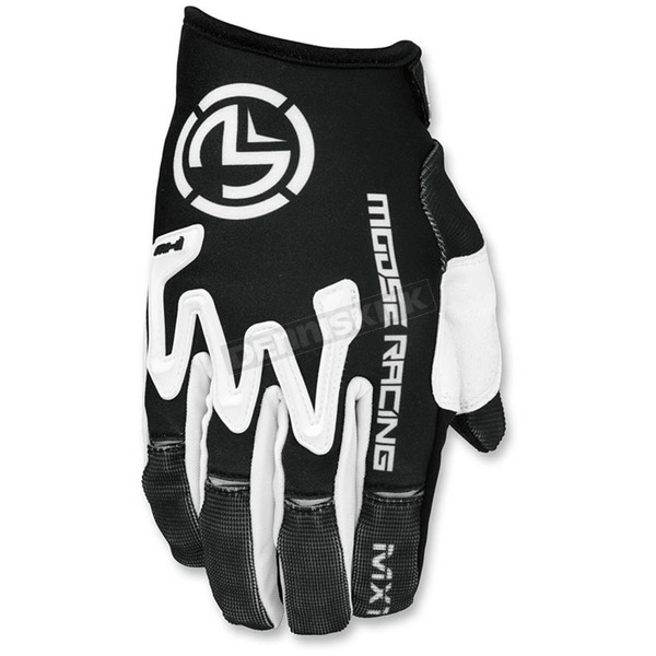 Moose Stealth MX1 Gloves - 3330-4317