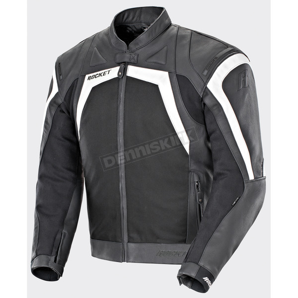 Joe Rocket Meta-X Leather Jacket - 1682-1046
