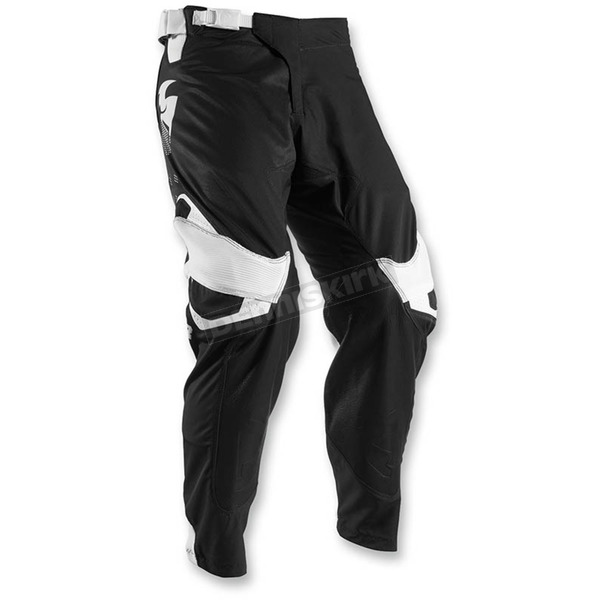 Thor Black/White Prime Fit Rohl Pants - 2901-6285