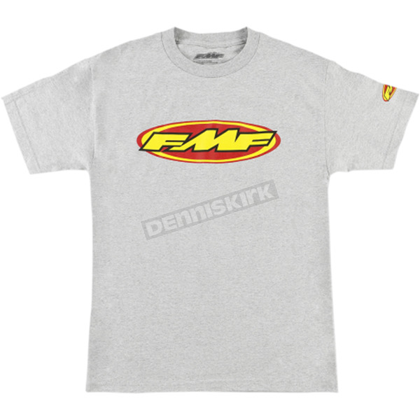 FMF Heather Gray The Don T-Shirt  - SP6118999HGRXL