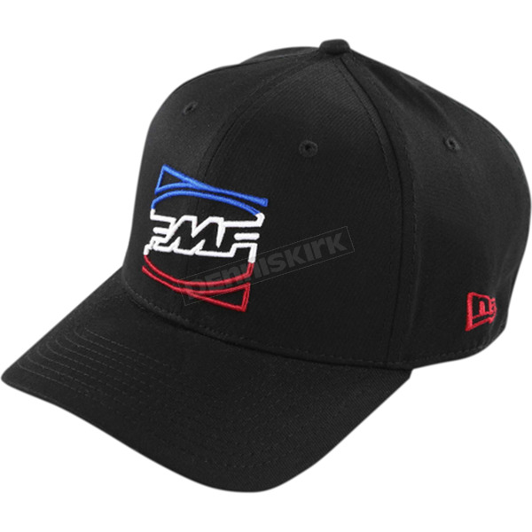 FMF Black The Divide Hat - FA6196908BLKLXL