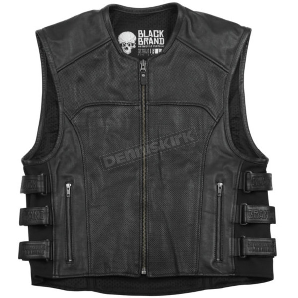 Black Brand Ice Pick Perforated KoolTeK Vest - BB3005