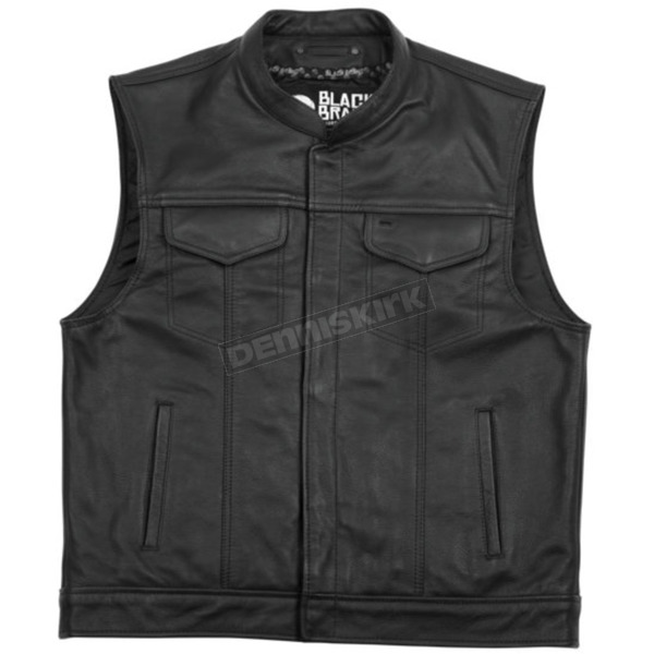 Black Brand Club Vest - BB3015
