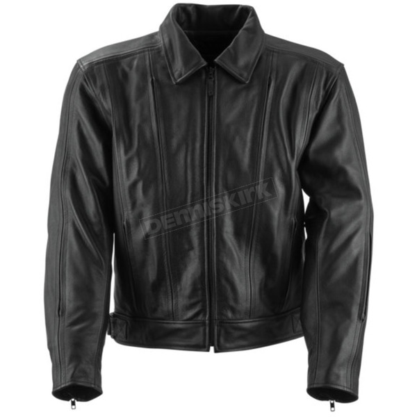 Black Brand Primary Jacket - BB3244