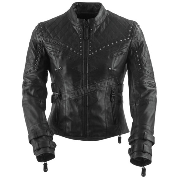 Black Brand Women's Brazilian Waxed Jacket - BB3359