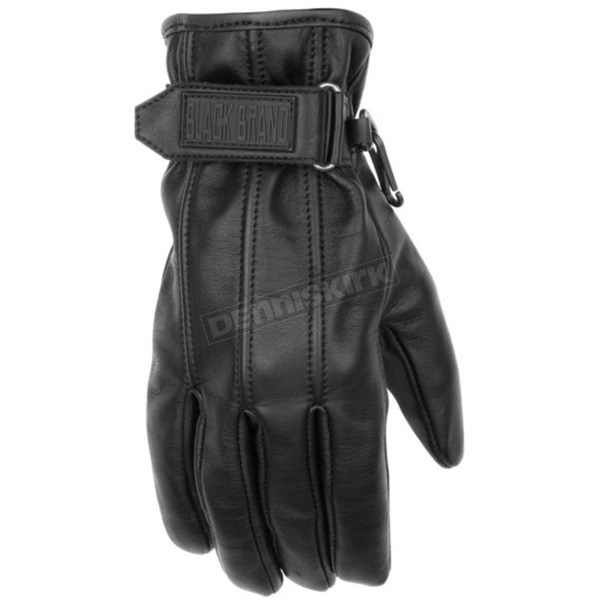 Black Brand Women's Back Road Gloves - BB7083