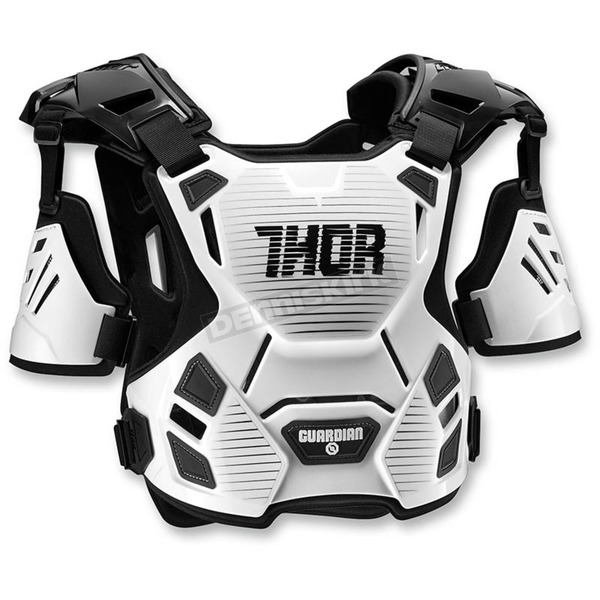 Thor White/Black Guardian Roost Deflector - 2701-0787
