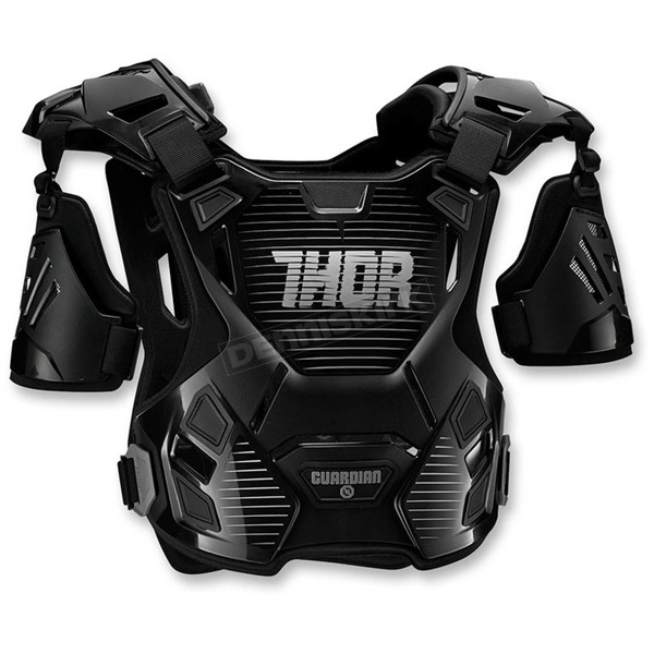 Thor Black/Silver Guardian Roost Deflector - 2701-0790