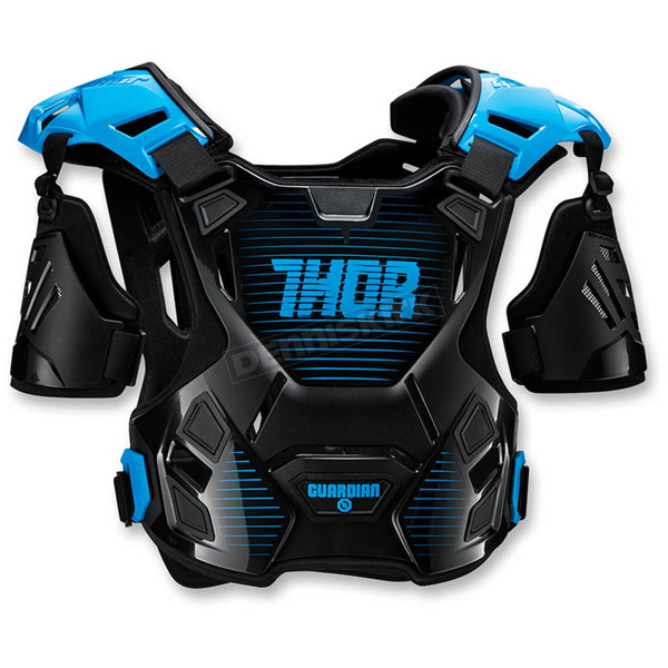 Thor Blue/Black Guardian Roost Deflector - 2701-0795