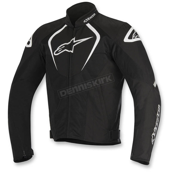 Alpinestars Black T-Jaws Air Jacket - 3301517-10-L