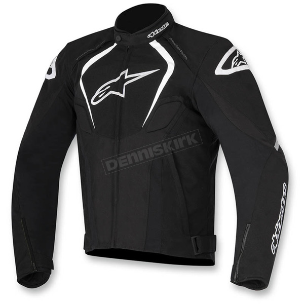 Alpinestars Black T-Jaws Waterproof Jacket - 3201017-10-S