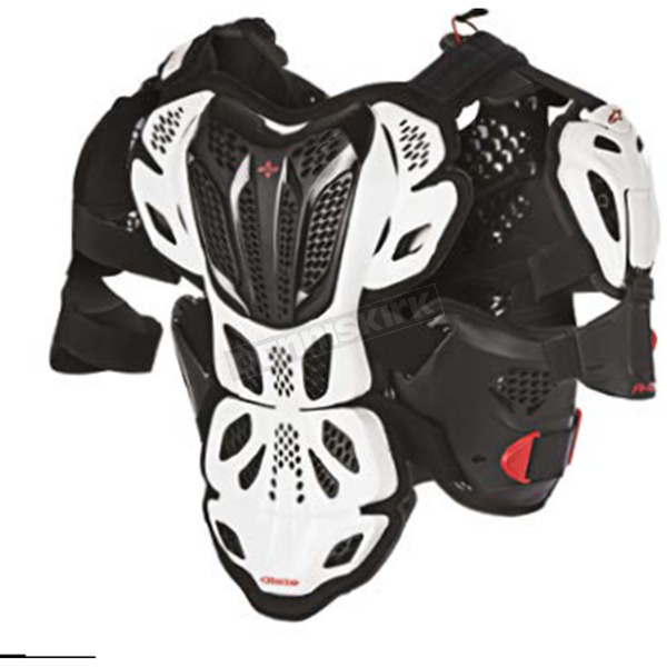 Alpinestars A-10 Full Chest Protector - 6700517-213-XL2