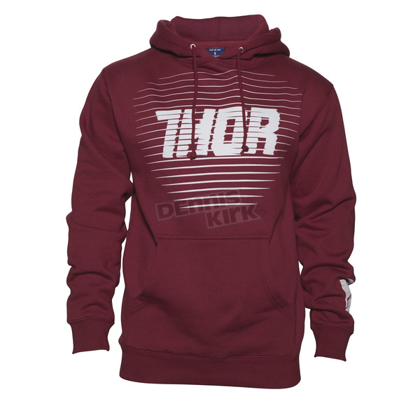 Thor Cardinal Chase Pullover Hoody - 3050-3856