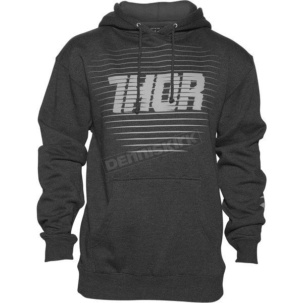Thor Charcoal Chase Pullover Hoody - 3050-3861
