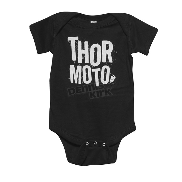 Thor Black/White Infant Crush SuperMini T-Shirt - 3032-2517