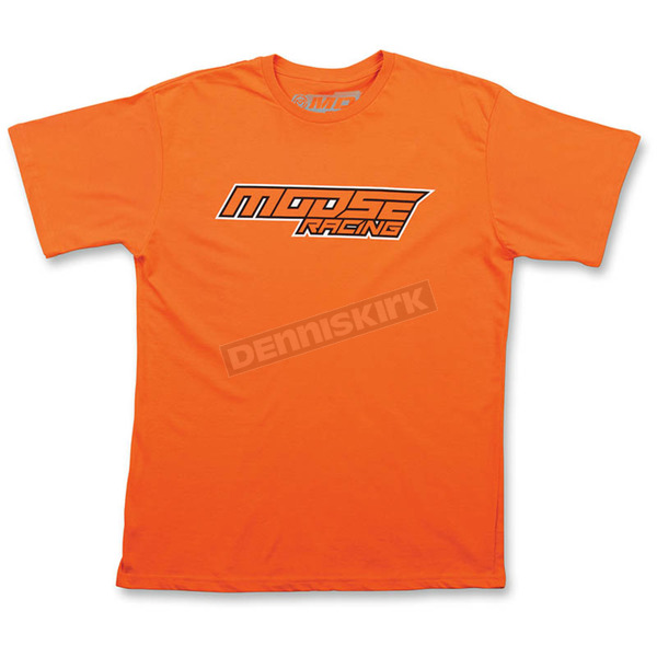 Moose Orange Velocity Shirt - 3030-14561