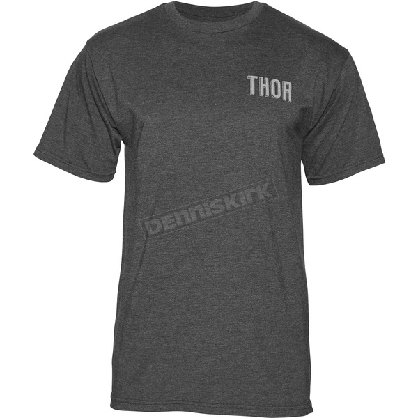 Thor Charcoal Heather Archie T-Shirt - 3030-14599