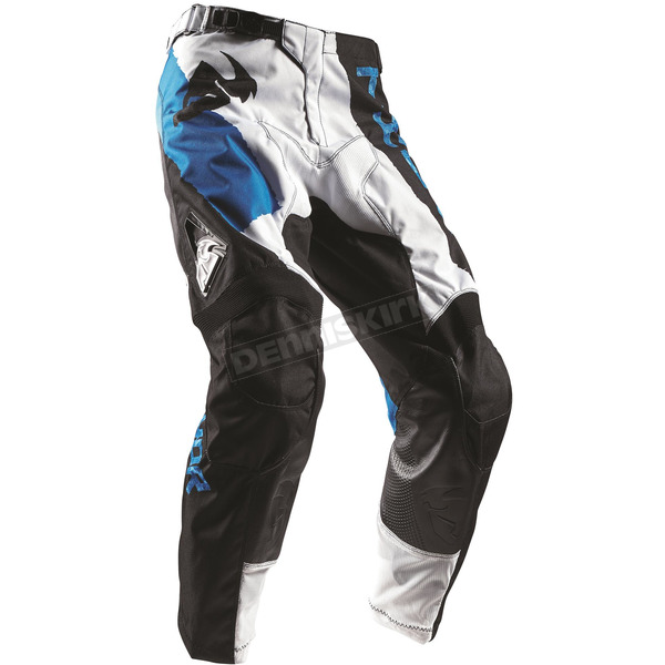 Thor Blue/White Pulse Taper Pants - 2901-6310
