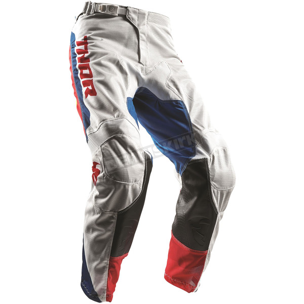 Thor White/Multi Pulse Air Profile Pants - 2901-6358