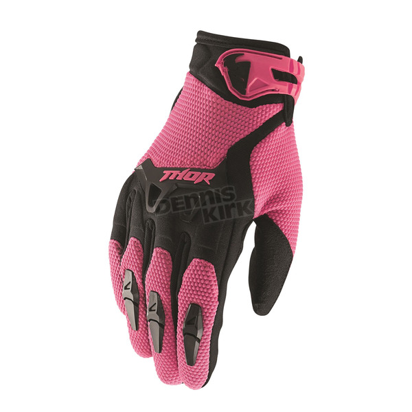 Thor Pink Spectrum Gloves - 3330-4438