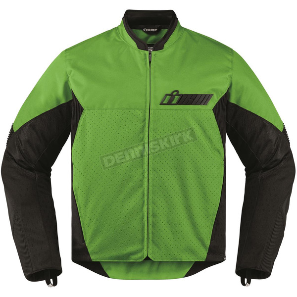 Icon Green Konflict Jacket - 2820-3891