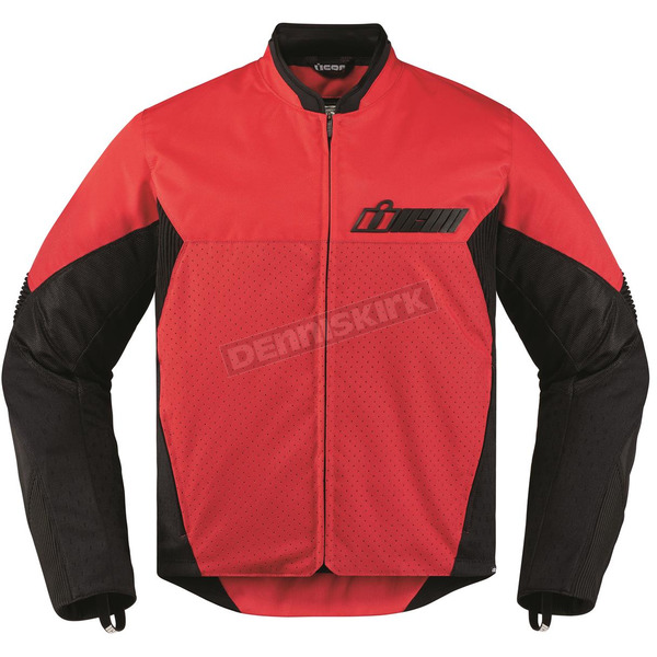 Icon Red Konflict Jacket - 2820-3899