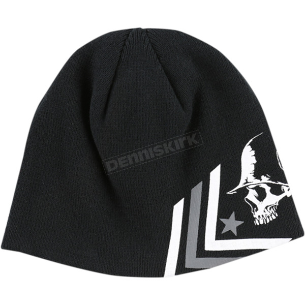 Metal Mulisha Black Haze Beanie  - FA6591000BLKONE