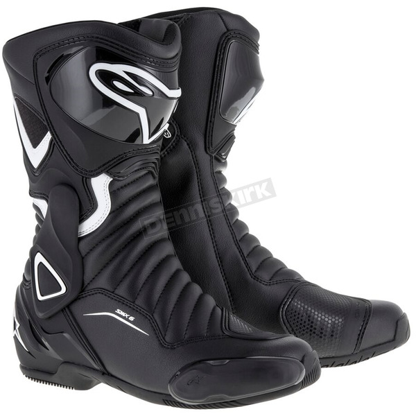 Alpinestars Black Stella SMX-6 v2 Women's Boot - 2223117-12-38
