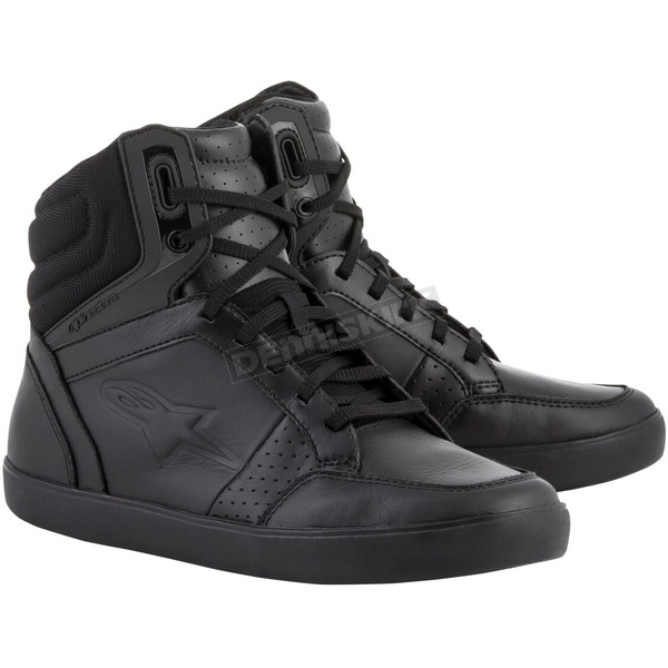 Alpinestars Black J-8 Shoe - 2512617110012