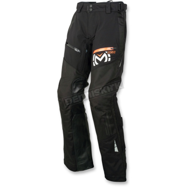 Moose Black XCR Pants - 2901-6377