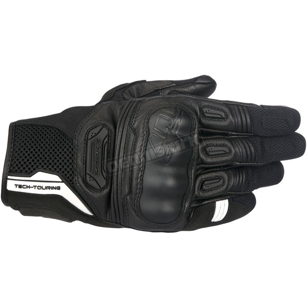 Alpinestars Black Highland Gloves - 3566617-10-L