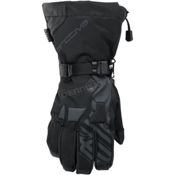 Arctiva Black Ravine Gloves - 3340-1196