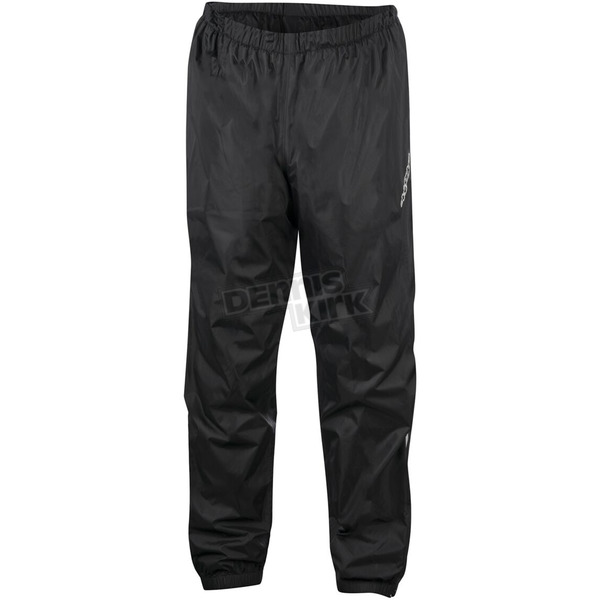 Alpinestars Black Hurricane Rain Pants  - 3224617-10-M