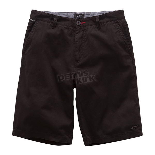 Alpinestars Black Delta Shorts  - 101723004-10-34