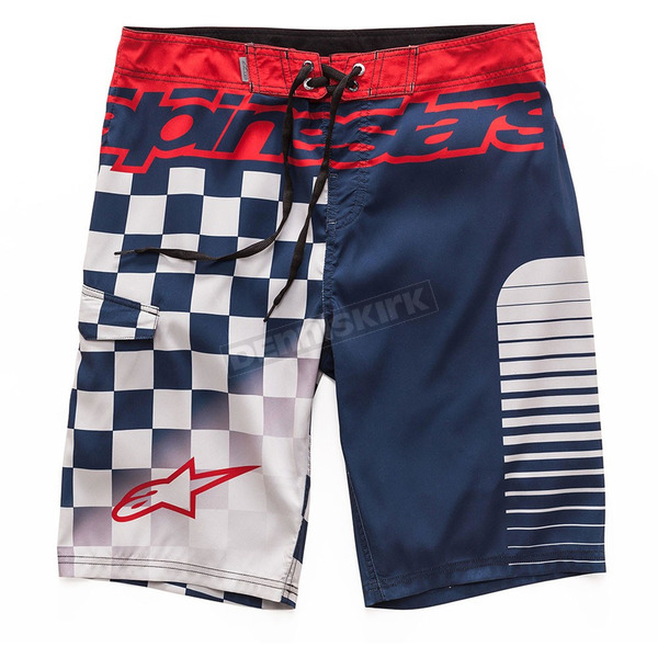 Alpinestars Gray Speed Boardshorts - 101724005-11-32