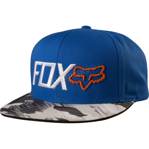 Fox Blue Obsessed Snapback Hat - 19199-002-OS