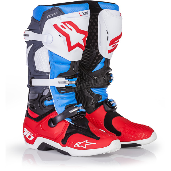 Alpinestars Limited Edition Bomber Tech 10 Boot - 2010014-3712-12
