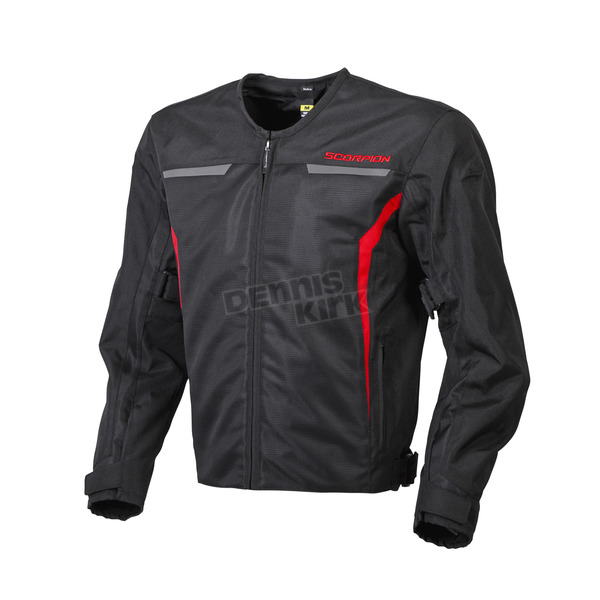 Scorpion Red Drafter II Jacket - 14205-6