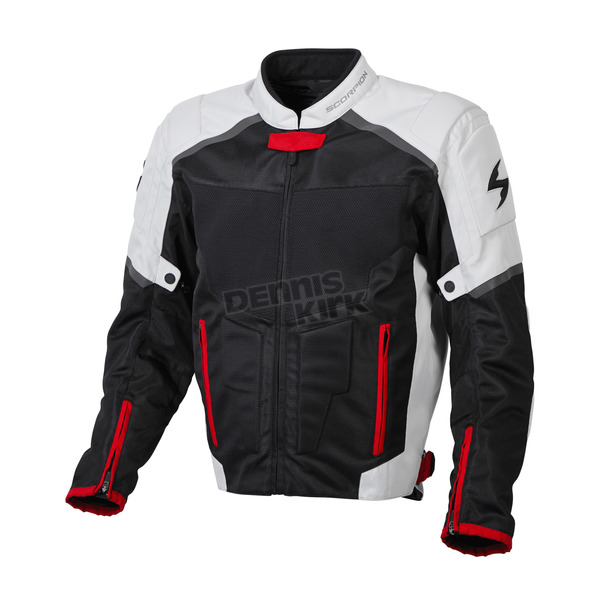 Scorpion Gray Influx Jacket - 14302-7