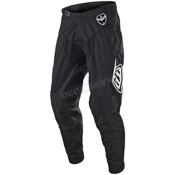 Troy Lee Designs Black SE Air Solo Pants - 202487202