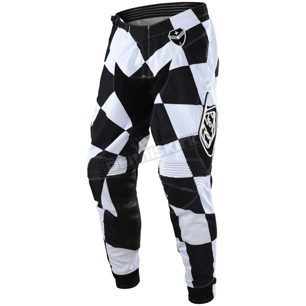 Troy Lee Designs White/Black SE Joker Pants - 203488123