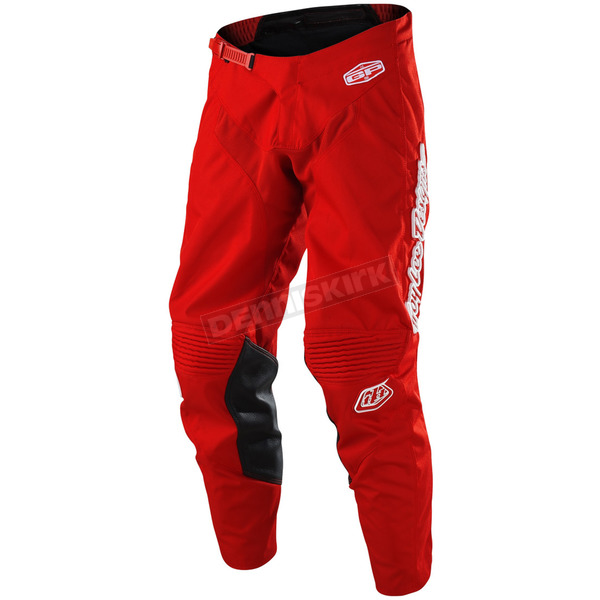 Troy Lee Designs Red GP Air Mono Pants - 204487403