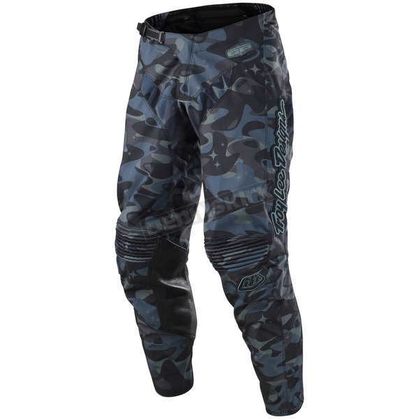 Troy Lee Designs Gray GP Cosmic Camo Pants - 207012901