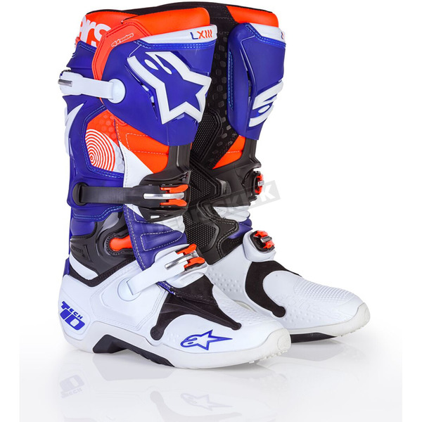 Alpinestars Limited Edition Indianapolis Tech 10 Boots - 2010014-2074-9