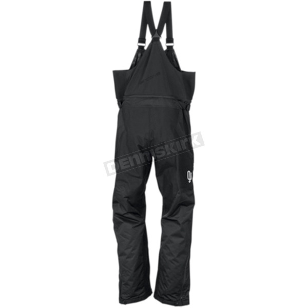 Arctiva Black Mech Insulated Bibs - 3130-1137