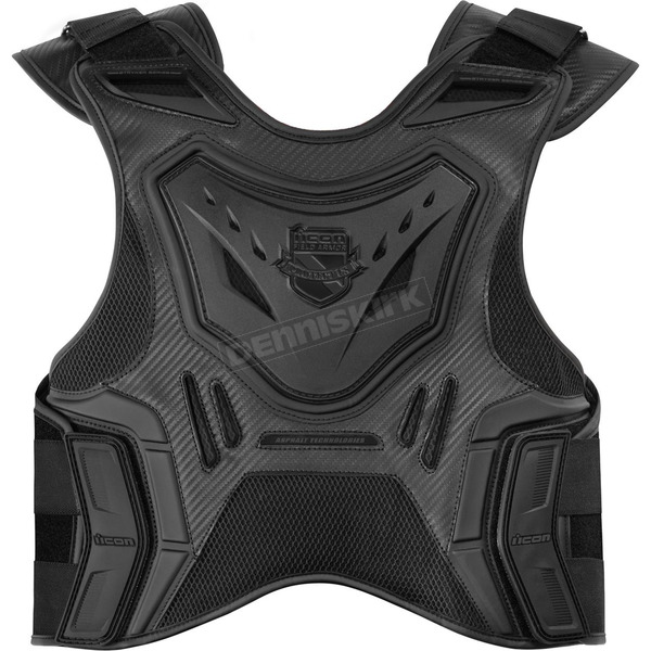 Icon Womens Stealth Stryker Vest - 2701-0820
