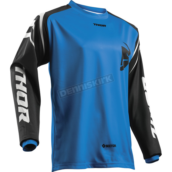 Thor Blue Sector Zones Jersey - 2910-4418